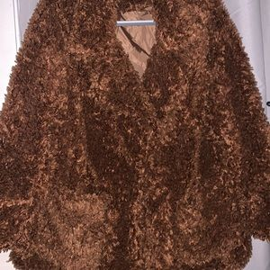 Divided by H&M Faux Fur jacket teddy